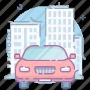 car, city