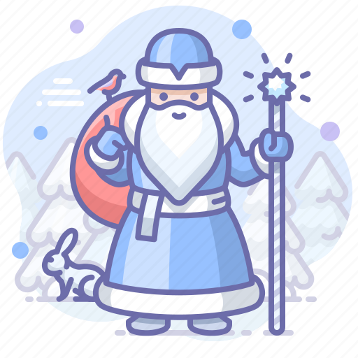 Frost, grandfather, santa icon - Download on Iconfinder