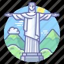 brazil, jesus