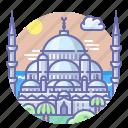 istanbul, mosque, turkey