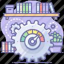 optimization, performance, settings, speed icon