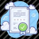 key, license, software, valid icon