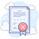 error, key, license, software icon