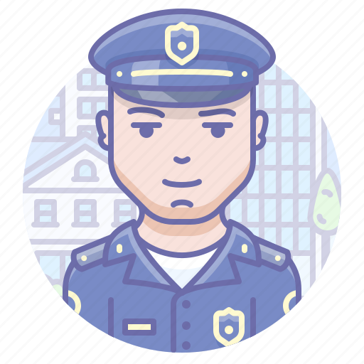 Man, police icon - Download on Iconfinder on Iconfinder