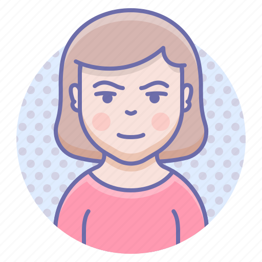 Angry, strict, woman icon - Download on Iconfinder