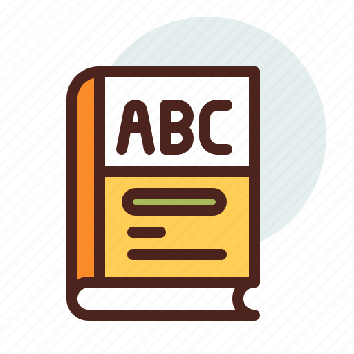abc, education, learn, letters icon