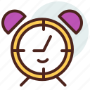 alarm, clock, education, learn, time icon