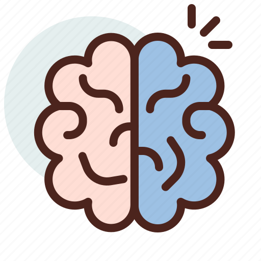 brain, education, learn, memory icon