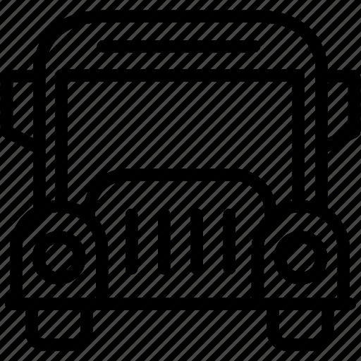 Bus, school, transport, transportation, travel, vehicle icon - Download on Iconfinder