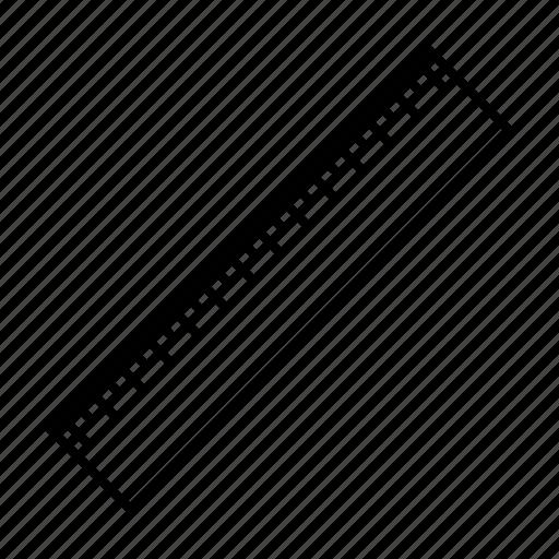 measure, regua, ruler, scale, scale ruler icon