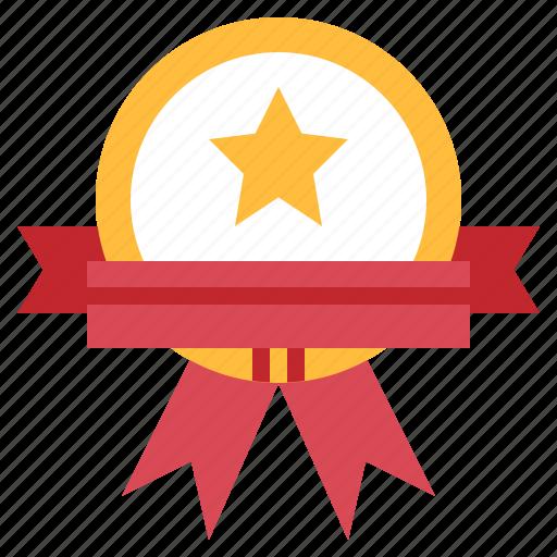 award, certification, medal, prize, quality, reward, winner icon