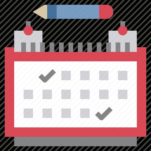 calendar, calendars, date, event, interface, organization, time icon