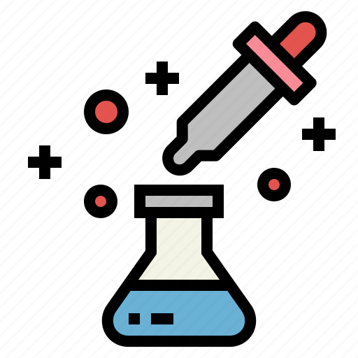 flask, lab, physics, science icon