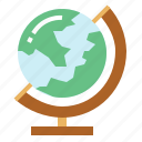 earth, geography, globe, planet