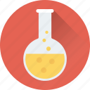chemical, chemistry, experiment, flask, research icon