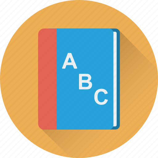 book, education, english, english book, study icon