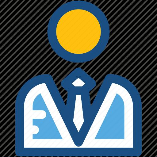 avatar, boss, manager, scholar, teacher icon