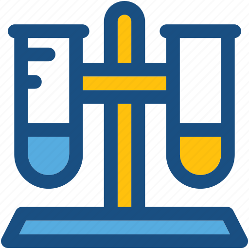 culture tubes, lab test, laboratory, sample tubes, test tubes icon