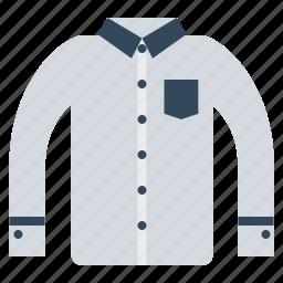 apparel, full, garment, shirt, sleeve, uniform icon