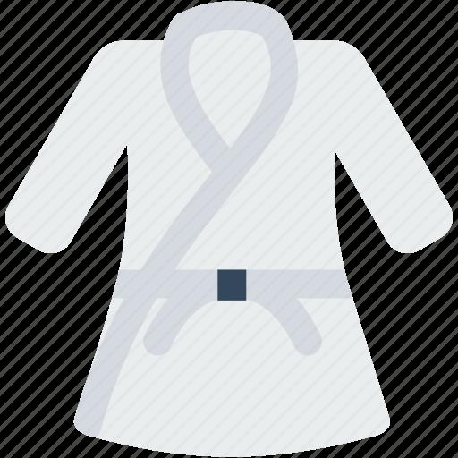 belt, combat, game, karate, play, sport, uniform icon