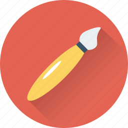 art, artist, drawing, paint brush, painting icon