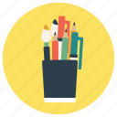 box, education, instrument, tools icon