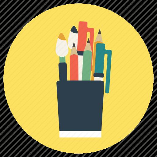 box, education, instrument, tools icon