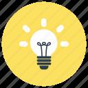 education, idea, knowledge icon