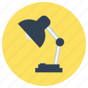 education, lamp, study icon