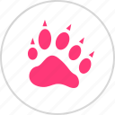 cat, cheetah, mascot icon