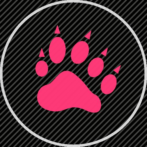 cat, cheetah, mascot icon