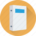 archives, book, document, file folder icon