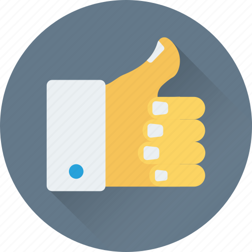 gesture, ok, social like, thumbs up, well done icon