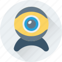 cam, camera, computer cam, live webcam, webcam icon