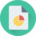 analytics, chart, palette, pie chart, pie graph icon