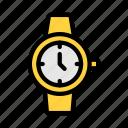 wrist, watch, time, clock, schedule