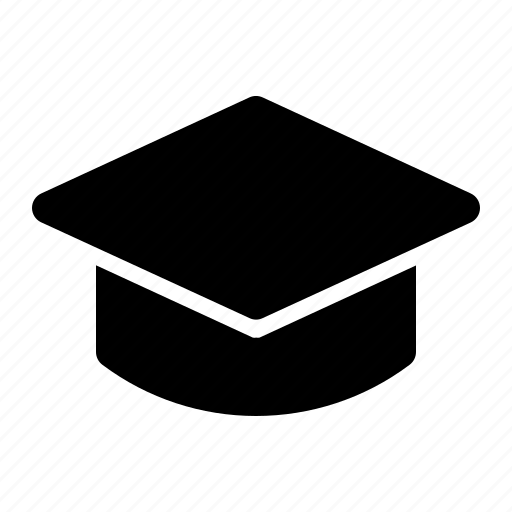 cap, education, graduation, school, study icon