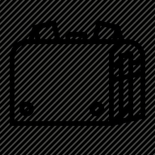 Bag, briefcase, case, education, school icon - Download on Iconfinder