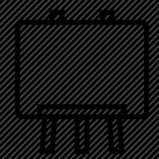 black-board, education, school, study, teacher, teaching icon