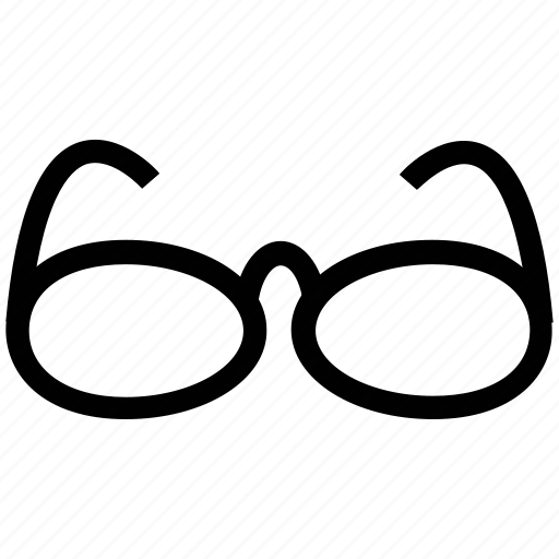 eyeglasses, glasses, goggles, spectacles, sunglasses icon