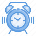 alarm, education, knowledge, learn, school, student, study icon