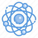 atom, education, knowledge, learn, school, student, study icon