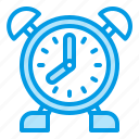 alarm, clock, morning, school, time icon