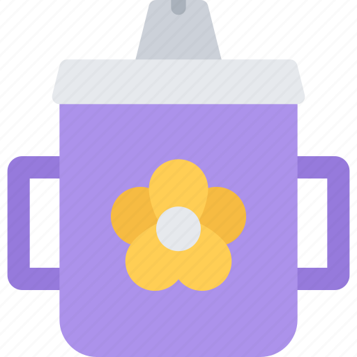 baby, child, childhood, cup, kid icon