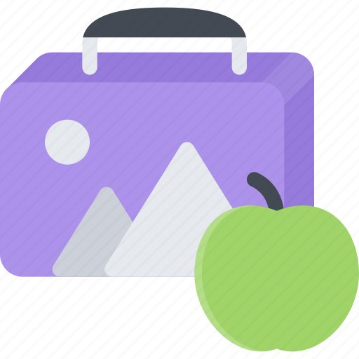 box, launch, lecture, school, student, study, university icon