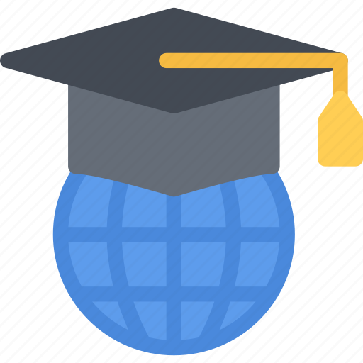 lecture, online, school, student, study, training, university icon