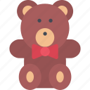 baby, bear, child, childhood, kid, teddy icon