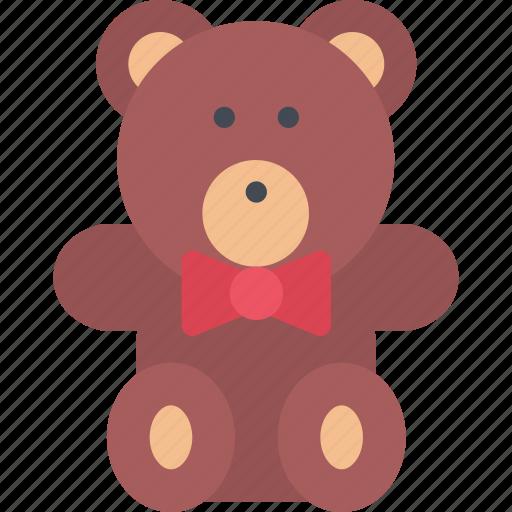 baby, bear, child, childhood, kid, teddy icon