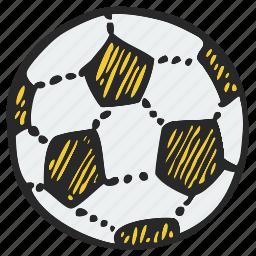 ball, football, game, soccer icon