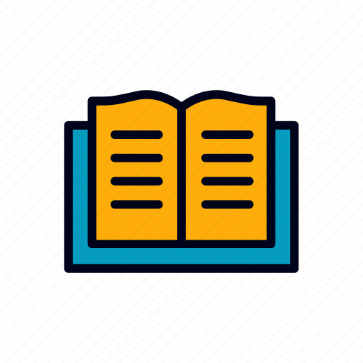 book, education, learning, school, student icon